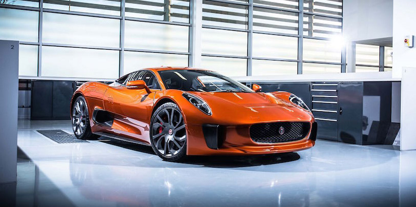 Jaguar spectre