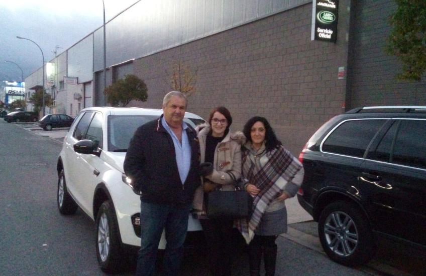 Cliente Land Rover