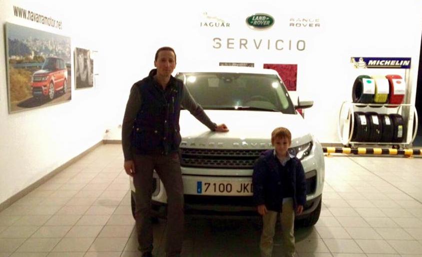 Cliente Land rover2