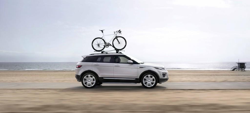 Accesorios JLR_Range Rover Evoque Soporte para bicicletas